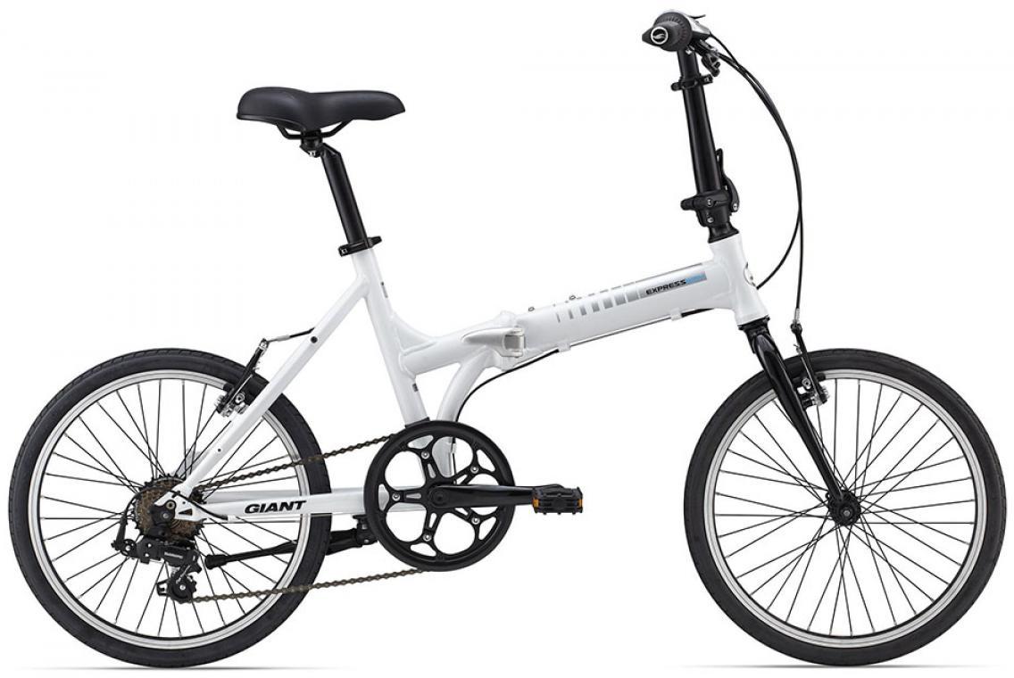 Велосипед складной Giant ExpressWay 2 2015, цвет: белый, колесо 20129727
