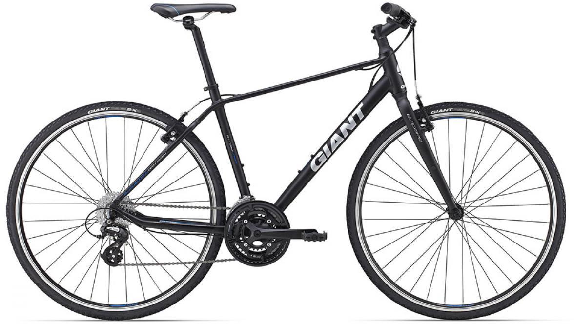 Велосипед городской Giant Escape 2 2015, цвет: черный, рама 18, колесо 28129739