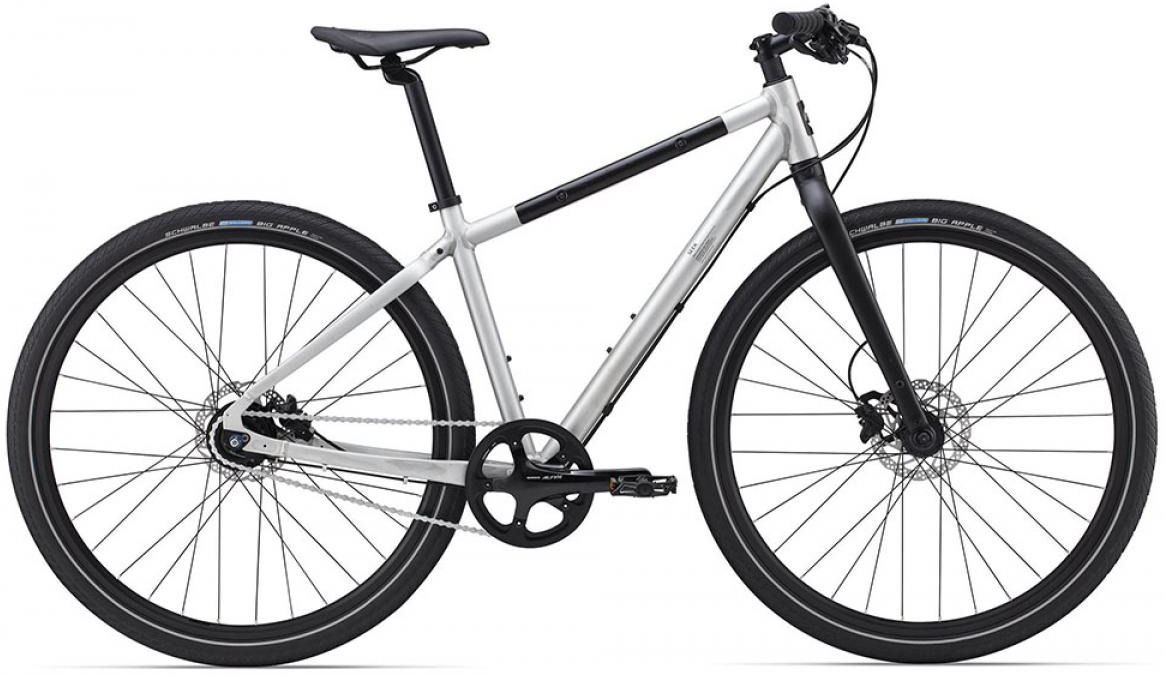 Велосипед городской Giant Seek 1 2015, цвет: серый, рама 16, колесо 28129753