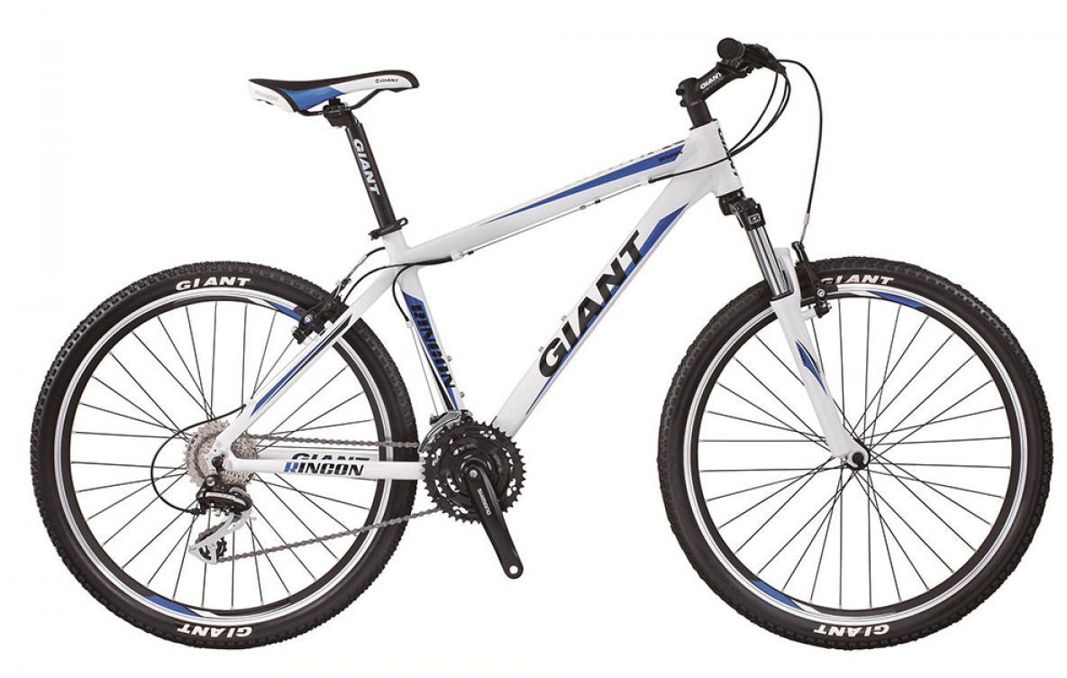Велосипед горный Giant Rincon Matt 2015, цвет: синий, рама 17, колесо, 26129762