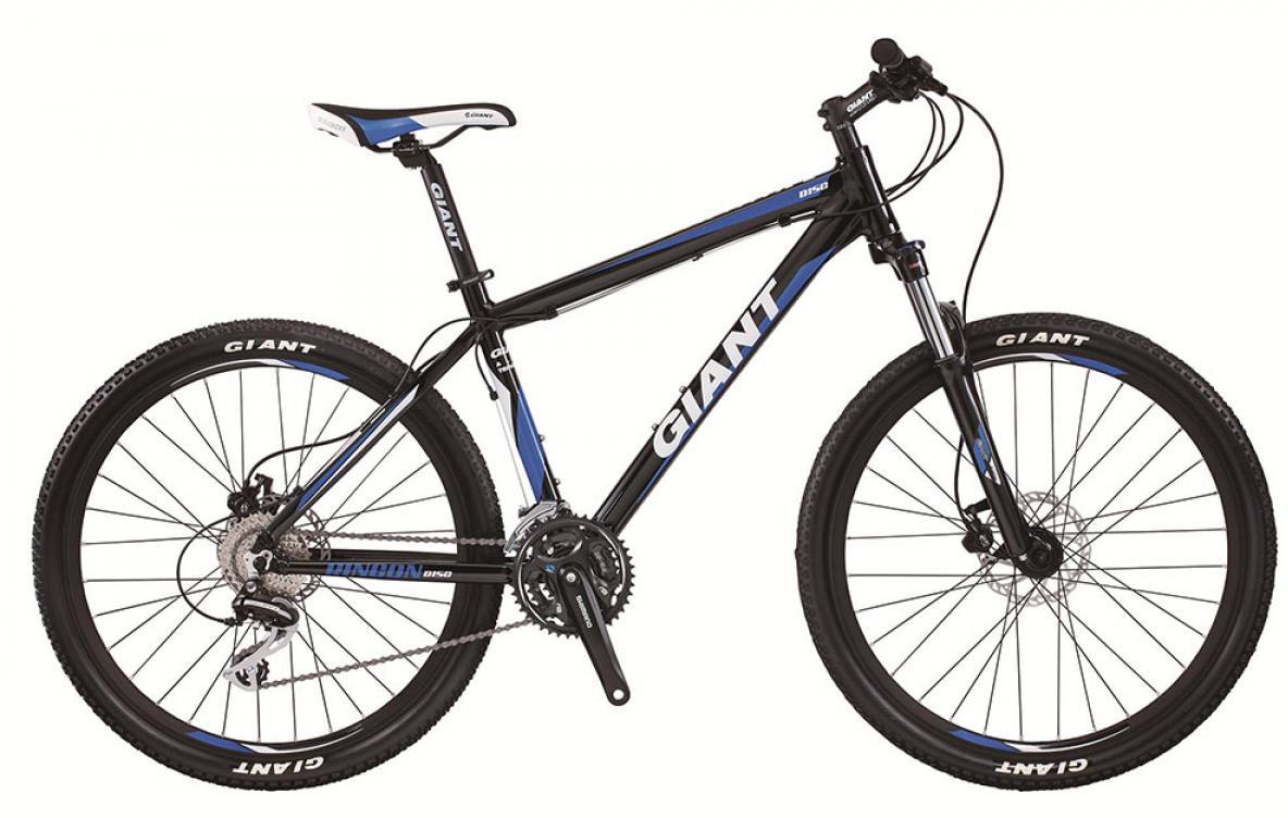 Велосипед горный Giant Rincon Disc 2015, цвет: синий, рама 17, колесо, 26134865
