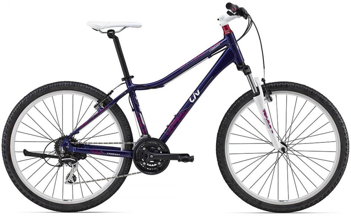 Велосипед женский Giant Enchant 1 2015, цвет: синий, рама 14,5, колесо 26134887