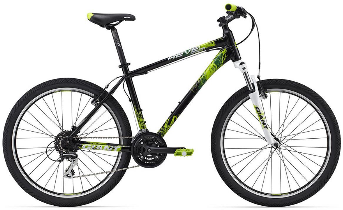 Велосипед горный Giant Revel Street 1 2015, цвет: черный, рама 16, колесо, 26134916