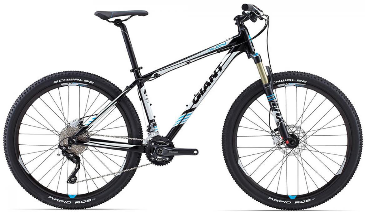 Велосипед горный Giant Talon 0 2015, цвет: черный, рама 14,5, колесо, 27,5134934