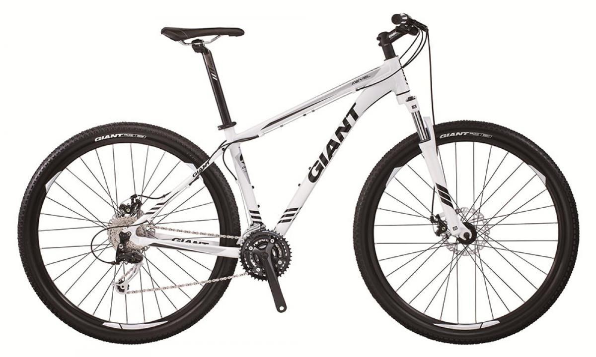 Велосипед горный Giant Revel 1 2015, цвет: белый, рама 22, колесо, 29135019