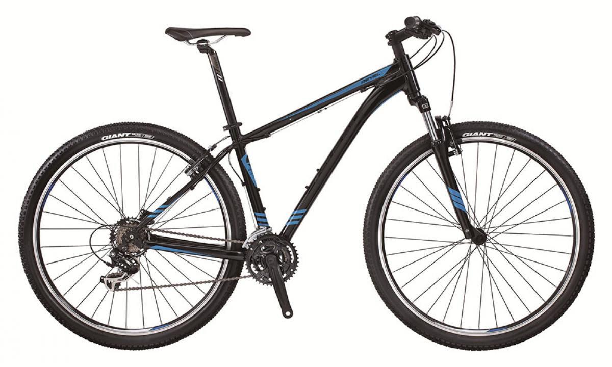 Велосипед горный Giant Revel 2 2015, цвет: черный, рама 22, колесо, 29135024
