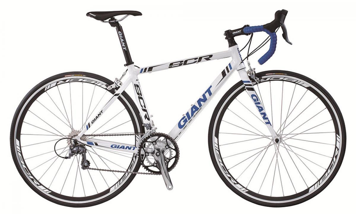 Велосипед шоссейный Giant SCR 2 2015, цвет: синий, рама 20, колесо 28135184