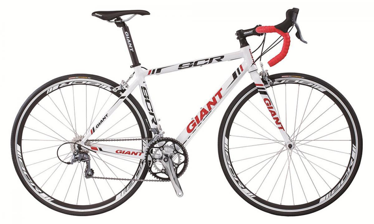 Велосипед шоссейный Giant SCR 2 2015, цвет: красный, рама 20, колесо 28135185