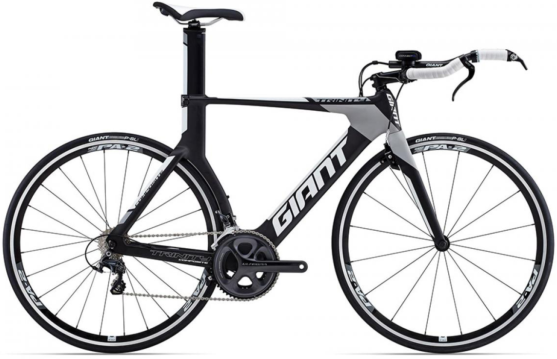 Велосипед шоссейный Giant Trinity Composite 1 2015, цвет: черный, рама 18, колесо 28135218