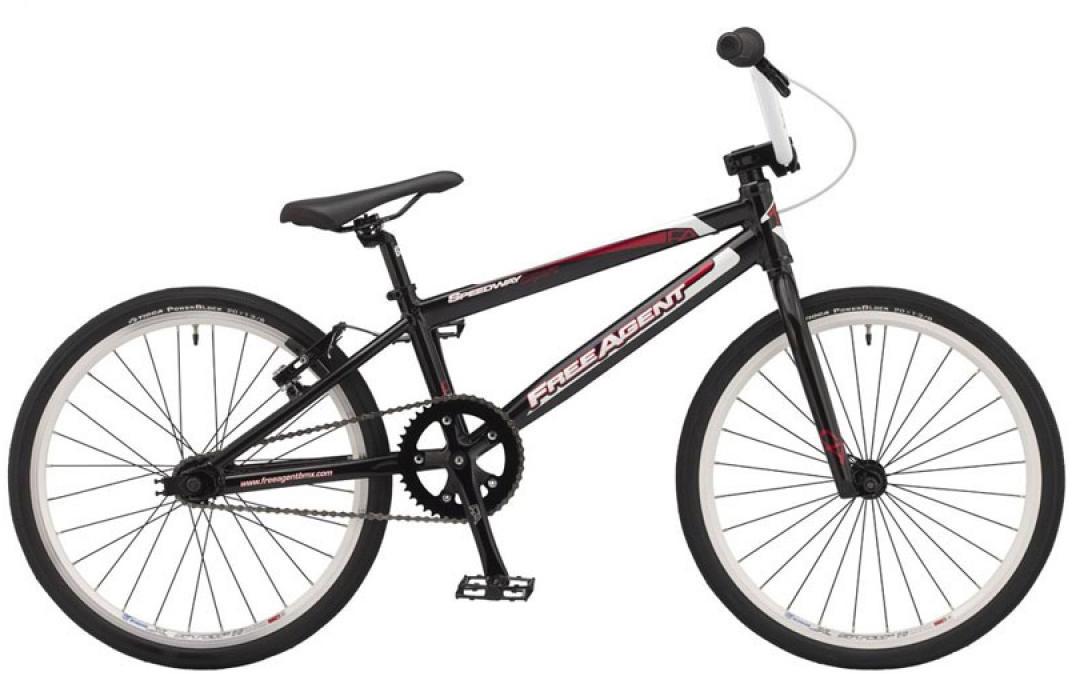 Велосипед BMX Freeagent Speedway expert 2015, цвет: черный, колесо 20212998