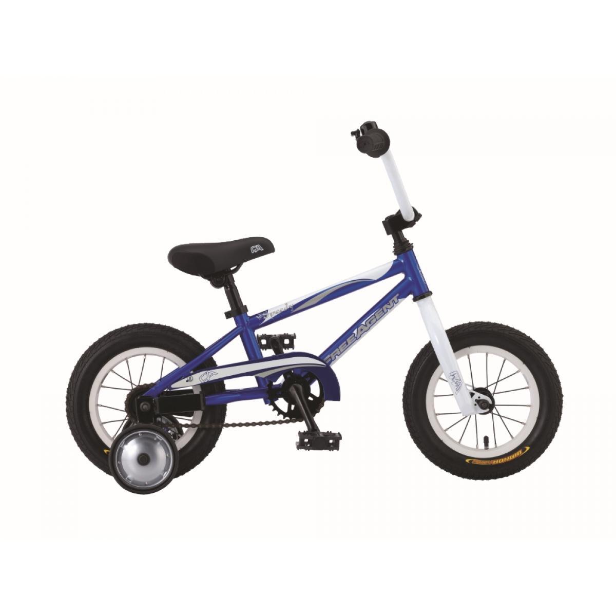 Велосипед детский Freeagent Lil Speedy 2015, цвет: синий, колесо 12213008