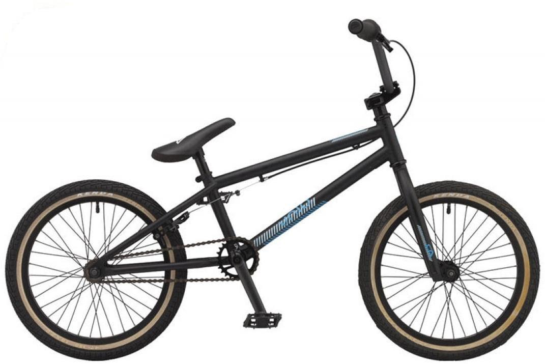 Велосипед детский Freeagent Volo 2015, цвет: черный, колесо 18213012