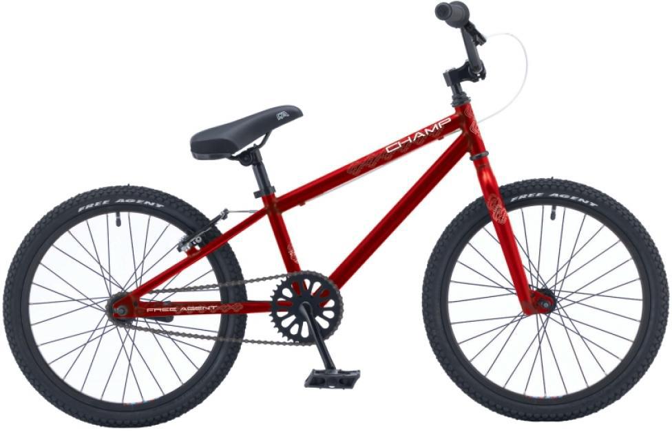Велосипед BMX Freeagent Champ 2015, цвет: красный, колесо 20213013