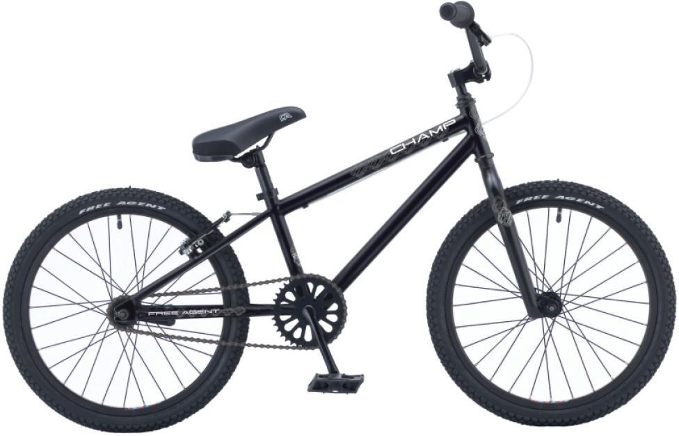 Велосипед BMX Freeagent Champ 2015, цвет: черный, колесо 20213014