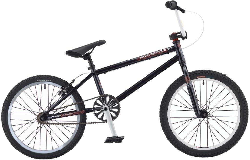 Велосипед BMX Freeagent Maverick 2015, цвет: черный, колесо 20213018