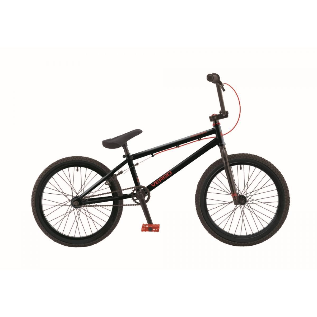 Велосипед BMX Freeagent Vergo 2015, цвет: черный, колесо 20213021