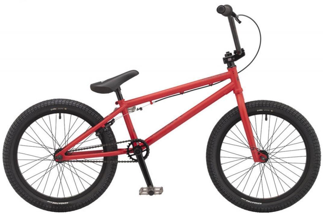 Велосипед BMX Freeagent Lumen 2015, цвет: красный, колесо 20213025