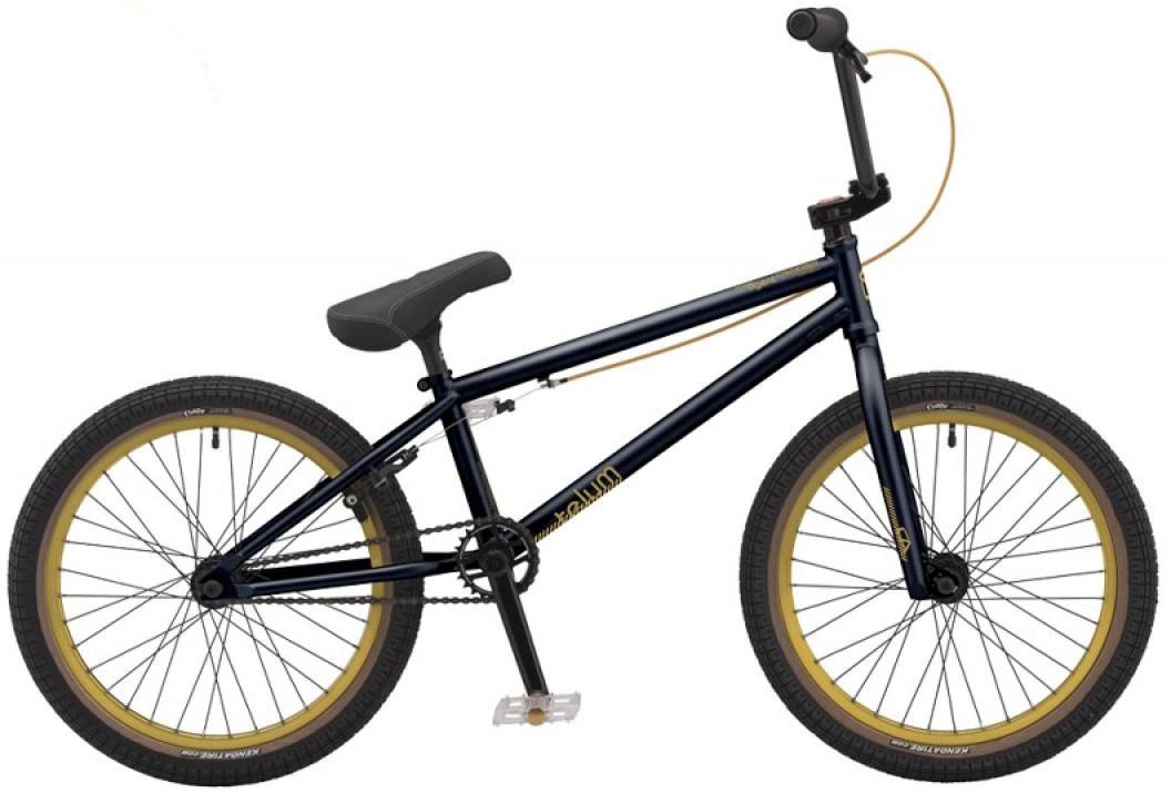 Велосипед BMX Freeagent Telum 2015, цвет: черный, колесо 20213029