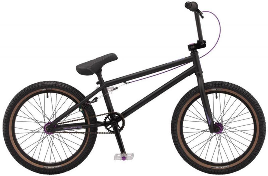 Велосипед BMX Freeagent Lodus 2015, цвет: черный, колесо 20213030