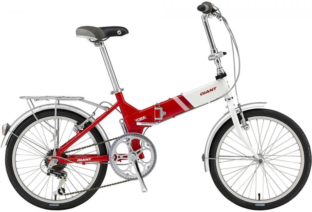 Велосипед детский Giant FD806 2016, цвет: красный, колесо 20260195