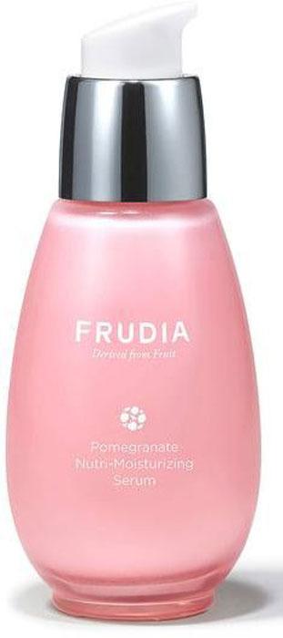 Frudia Pomegranate Питательная сыворотка с гранатом, 50 г03017Состоящая на 63% из экстракта граната, богатого полифенолом, сыворотка активно питает и восстанавливает кожу. Повышает эластичность, разглаживает кожу, наполняя сиянием. Аденозин устраняет мелкие и глубокие морщины, а масло граната и другие масла фруктов питают и смягчают. Сыворотка с натуральным составом подойдет и для чувствительной кожи.