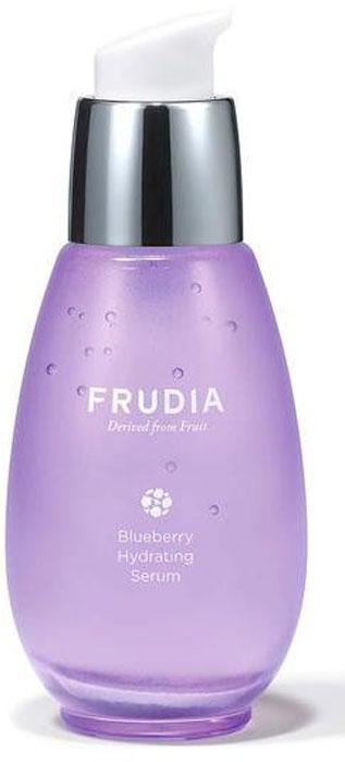 Frudia Blueberry Увлажняющая сыворотка с черникой, 50 г03019Состоящая на 71% из экстракта черники, сыворотка направлена на мощное увлажнение и смягчение кожи. Экстракт листьев черники и бетаин обладают антиоксидантным эффектом, а комплекс масел семян фруктов и растений активно восстанавливает сухую, обезвоженную и усталую кожу. Сыворотка с натуральным составом подойдет и для чувствительной кожи.