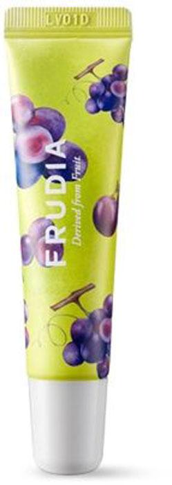 Frudia Grape Эссенция для губ с виноградом и медом, 10 гLBL7LOVE612NЭссенция для губ, обогащенная соком винограда и медом, оказывает тройной эффект: усиляет цвет, придает объем, и смягчает деликатную кожу губ. Снимает чувство сухости и дискомфорта. Питает, увлажняет и заживляет.