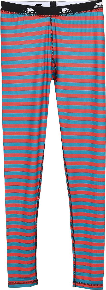 Термобелье брюки женские Trespass Soar, цвет: розовый, голубой. FABLBTM20002. Размер M (46)FABLBTM20002Универсальное женское термобелье из эластичной, легкой, но согревающей ткани сохранит ваше тело в тепле, сухости и комфорте. Прекрасная терморегуляция, свободный крой и плоские швы. Модель со стандартной посадкой на талии. Мягкие плоские швы позволяют носить белье с комфортом.