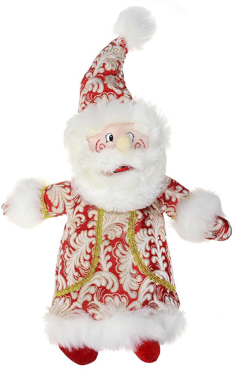 Сладкий новогодний подарок мягкая игрушка Дед Мороз красный, 600 г1594Как удивить и порадовать ребенка в главный зимний праздник? Представляем вашему вниманию необычный новогодний подарок - сладости в мягкой игрушке. Это сразу два сюрприза в одном! В качестве вкусной начинки прекрасно подобранный состав кондитерских изделий от самых известных производителей, который станет прекрасным вариантом поздравления детей на утренниках в детских садах, школах и на новогодних елках.Уважаемые клиенты! Обращаем ваше внимание, что полный перечень состава продукта представлен на дополнительном изображении.