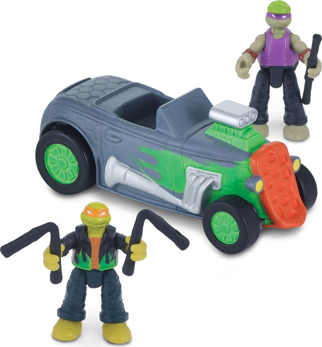 Черепашки Ниндзя Игровой набор Скоростной кабриолет playmates toys гидроцикл черепашки ниндзя