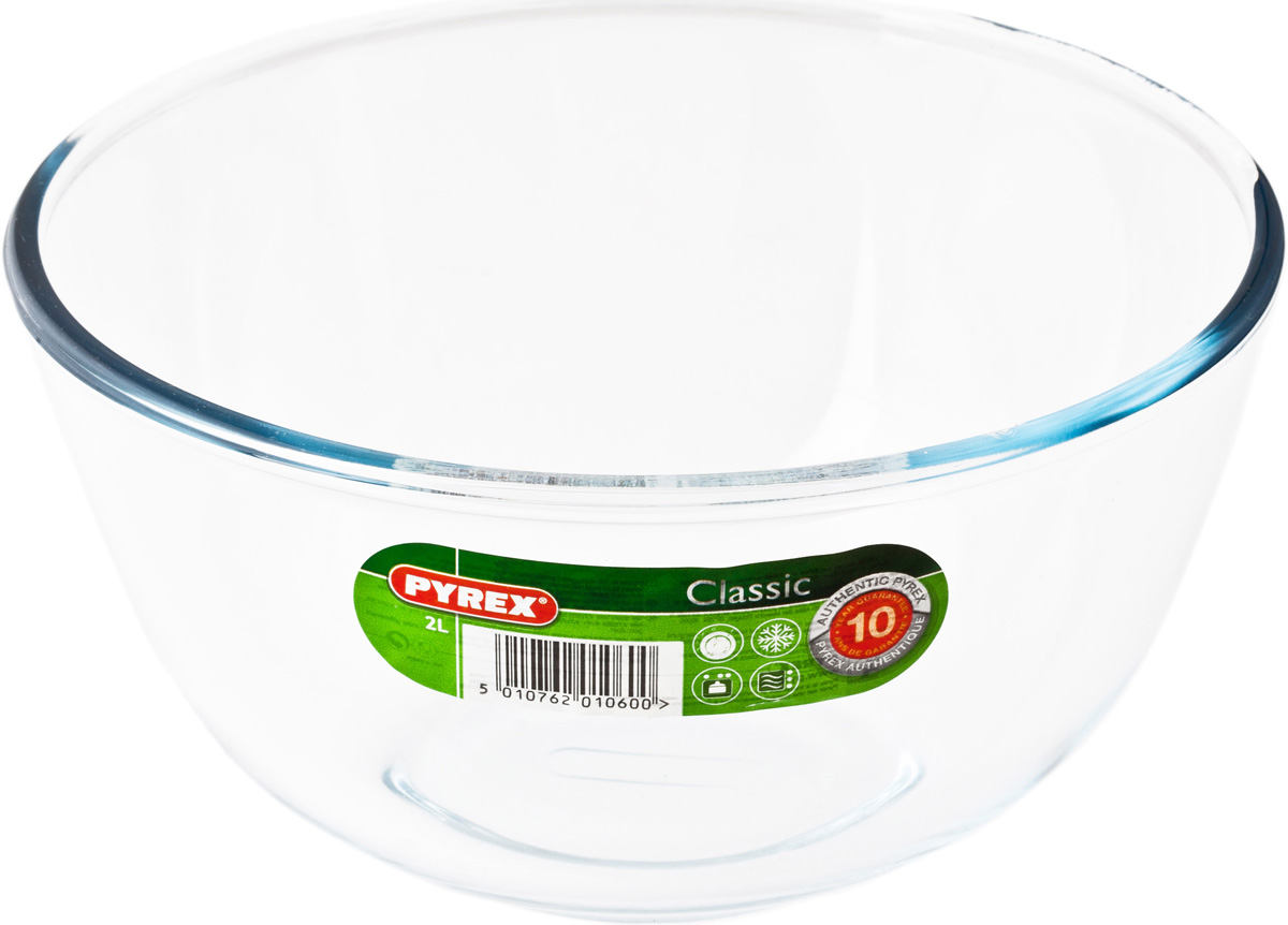 Миска Pyrex Smart Cooking, 2 л. 180B000/5046180B000/5046