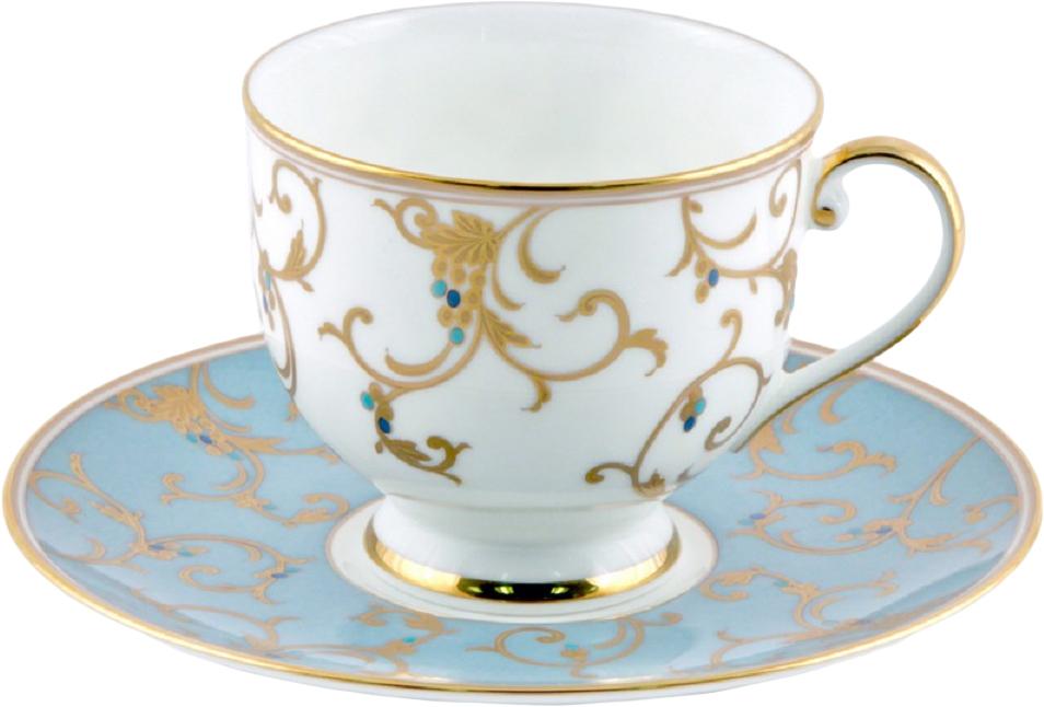 Набор чайных пар Narumi Престиж, 220 мл, 6 шт50939-22061