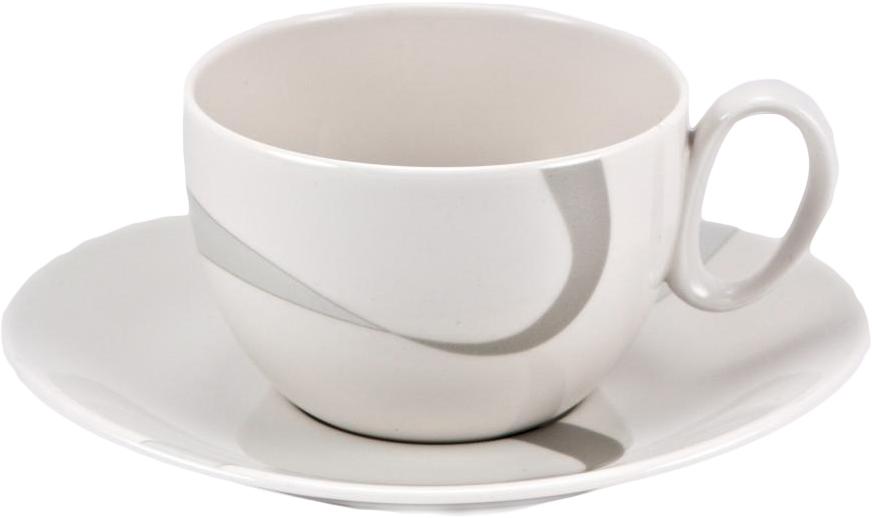 Набор чайных пар Royal Bone China Атласная лента, 6 шт bone crusher bc600
