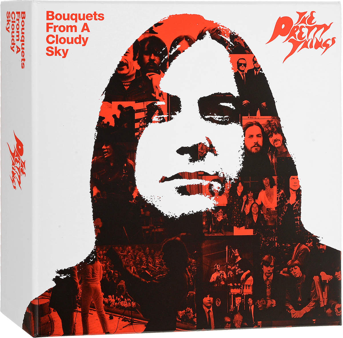 The Pretty Things The Pretty Things. Bouquets From A Cloudy Sky (13 CD + 2 DVD + LP) yes yes in the present live from lyon 2 cd dvd