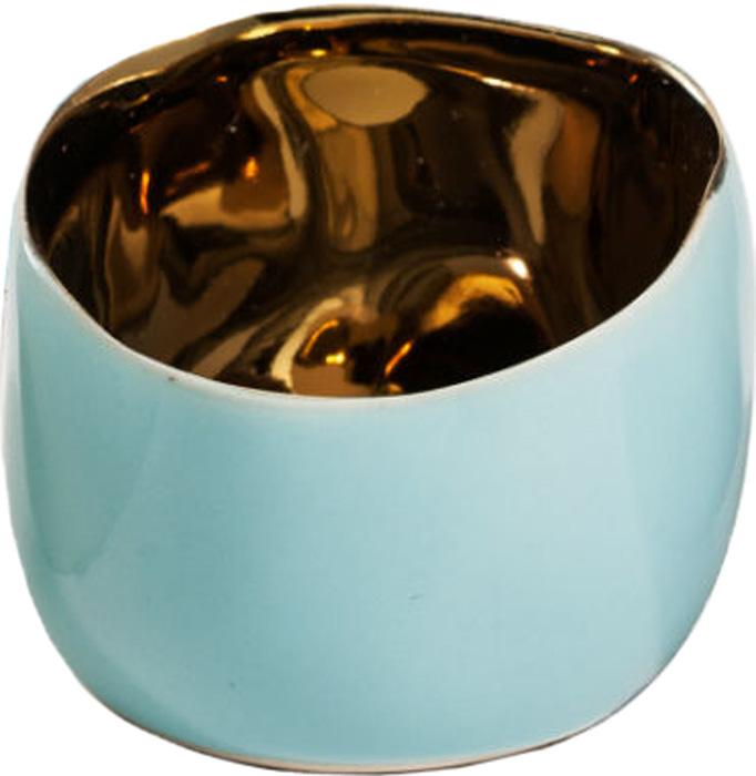 Пиала Rosanna Ocean. 9584695846Пиала Rosanna изготовлена из высококачественного фарфора, покрыта глазурью.Изделие прекрасно подойдет для подачи салата или мороженого. Благодаря уникальномудизайну такая пиала станет бесспорным украшением вашего стола.