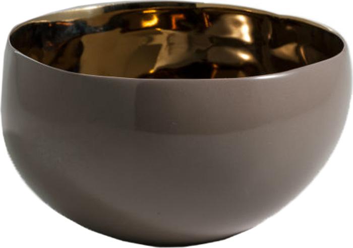 Пиала Rosanna Smoke. 9585295852Пиала Rosanna изготовлена из высококачественного фарфора, покрыта глазурью.Изделие прекрасно подойдет для подачи салата или мороженого. Благодаря уникальномудизайну такая пиала станет бесспорным украшением вашего стола.