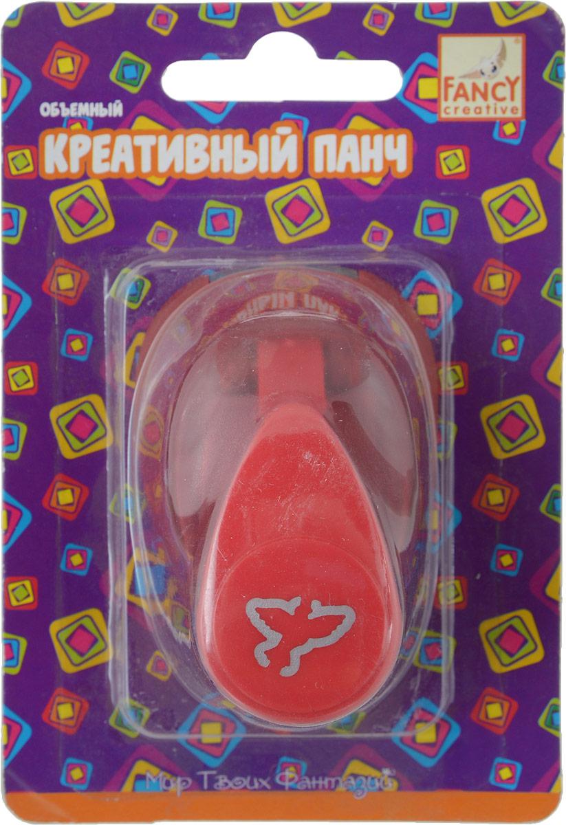 Action! Фигурный дырокол Голубка объемныйFDP165/5При помощи линейного креативного панча - фигурного дырокола - легко и удобно создавать эффектные поделки и ажурные открытки. Фигурное конфетти можно использовать для декора и аппликаций. Режущие части компостера закрыты пластмассовым корпусом, что обеспечивает безопасность для детей. Вырезанные фигурки накапливаются в специальном резервуаре. Самозаточка режущих деталей инструмента происходит при работе с тонкой алюминиевой фольгой. Смазка режущих механизмов осуществляется автоматически при работе с вощеной бумагой. Характеристики: Материал: пластик, металл. Размер дырокола: 6,5 см х 4,5 см х 4,5 см. Средний размер получаемого рисунка: 1,6 см х 1,6 см. Размер упаковки: 12,2 см х 8,3 см х 4,5 см.