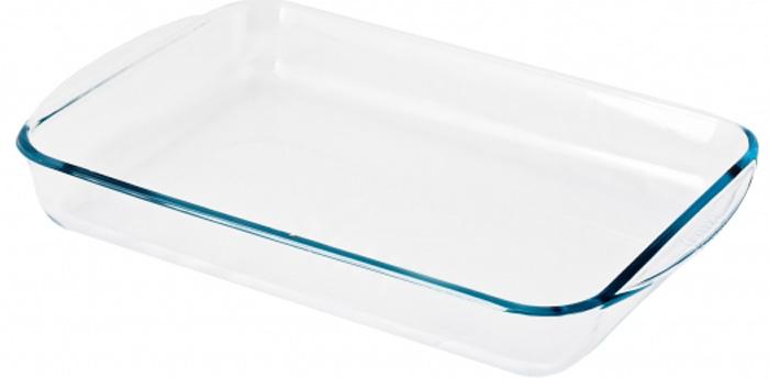Блюдо прямоугольное Pyrex Smart Cooking, 40 x 27 см. 239B000/5046239B000/5046Прямоугольное блюдо Smart Cooking подойдет для запекания пищи и прослужит вам долгие годы. Изготовлено из прочного стекла, имеет ручки для удобства подачи приготовленного продукта.
