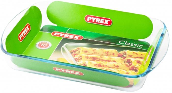 Блюдо прямоугольное Pyrex Smart Cooking, 35x23 см. 234B000/5046 сковорода pyrex 30cm et30bfx 6 1294222