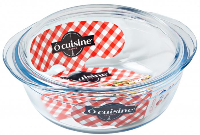Кастрюля Pyrex O Cuisine с крышкой, 1 л. 207AC00/1043207AC00/1043Кастрюля Pyrex O Cuisine изготовлена изпрозрачного жаропрочного стекла. Онаоснащена крышкой, которую можноиспользовать как тарелку. Непористаяповерхность исключает образованиебактерий, великолепно моется. Изделиеидеально подходит для тушения и томления,приготовления рагу, плова, жаркое и другихблюд.Подходит для использования в микроволновойпечи, приготовления блюд в духовке, храненияпищи в холодильнике. Можно мыть впосудомоечной машине.