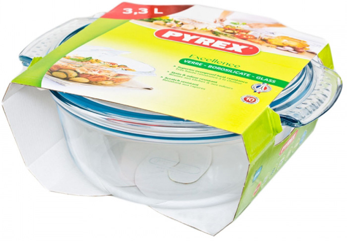 Кастрюля Pyrex Smart Cooking, 3,3 л. 112A000N112A000N