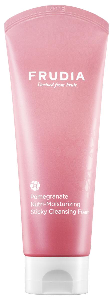 Frudia Pomegranate Питательная пенка-суфле для умывания с гранатом, 145 г слипоны женские anra цвет красный 36557 размер 39