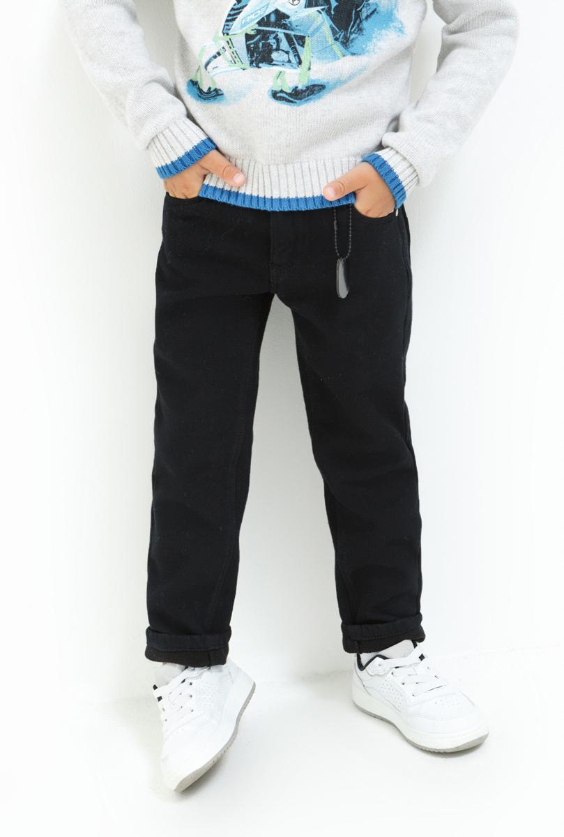 Джинсы для мальчика Acoola Grinch, цвет: черный. 20120160126_100. Размер 10420120160126_100