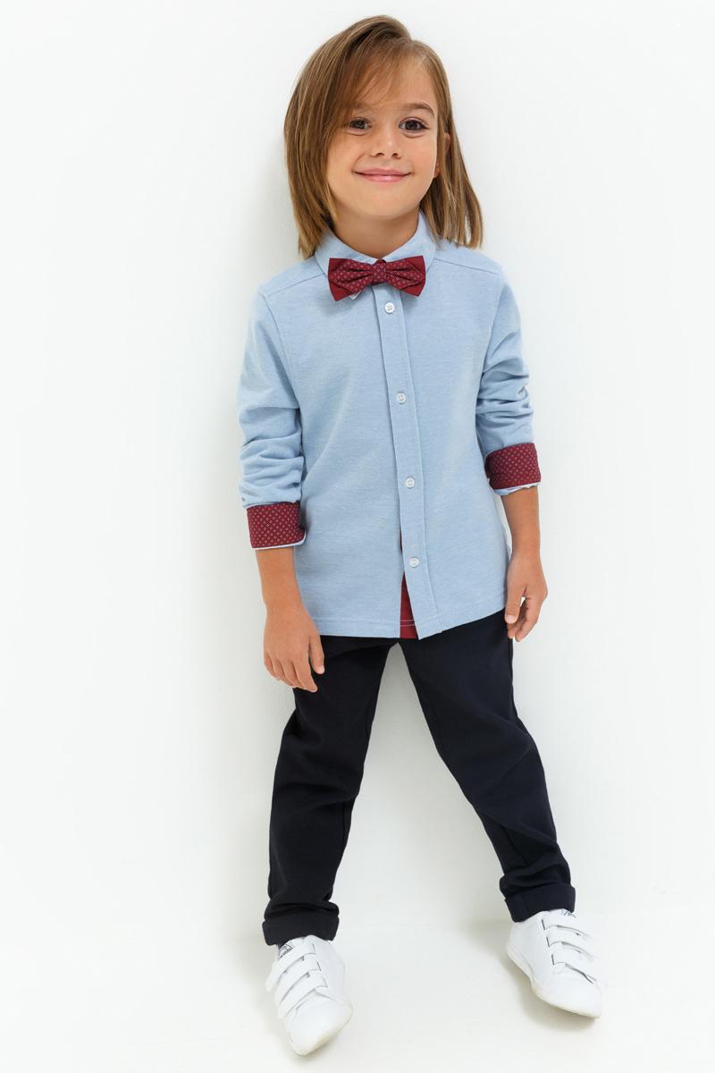Брюки для мальчика Acoola Jake, цвет: темно-синий. 20120160135_600. Размер 128 брюки fox фокс цвет темный синий с карманами сзади для мальчика с 12 до 18 мес