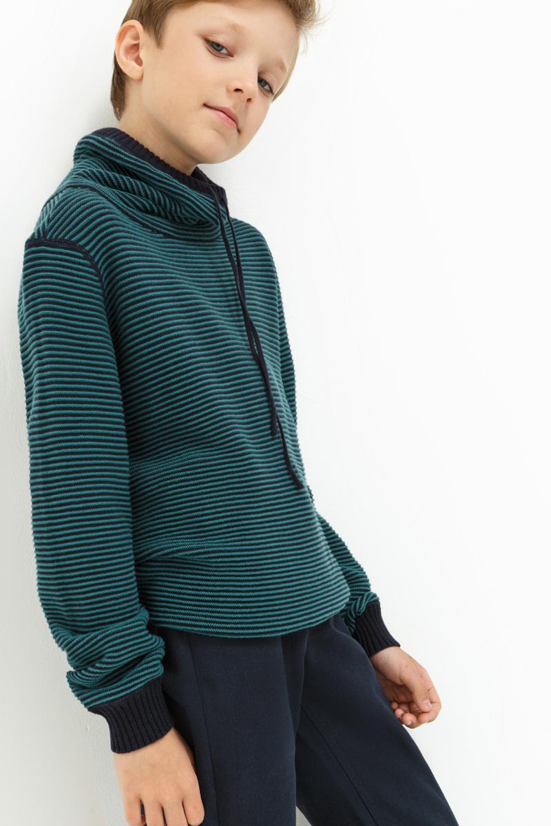 Джемпер для мальчика Acoola Mucha, цвет: мультиколор. 20110310049_8000. Размер 14620110310049_8000