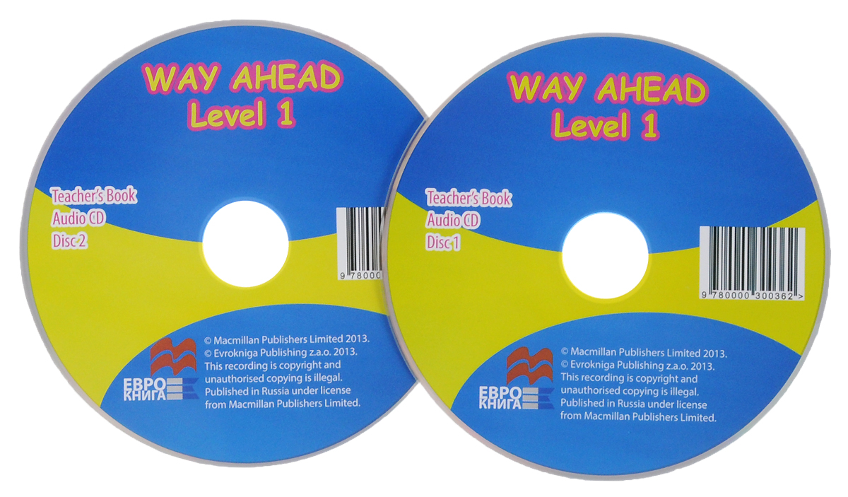 New Way Ahead 1 TBk CDx2 лицензия
