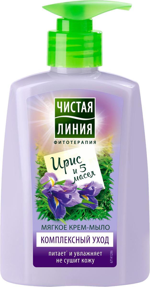 Чистая Линия Фитотерапия Жидкое крем-мыло