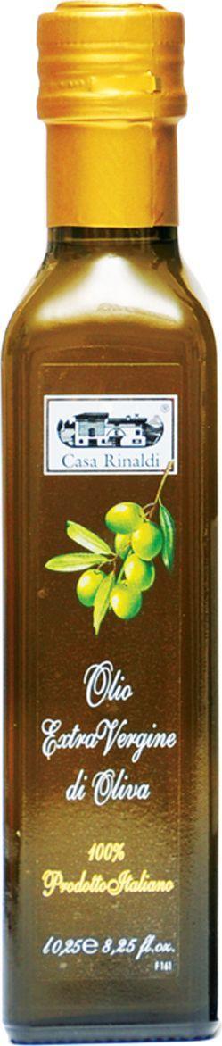 Casa Rinaldi Масло оливковое нефильтрованое, 250 мл casa rinaldi кофе молотый супер арабика натуральный 250 г