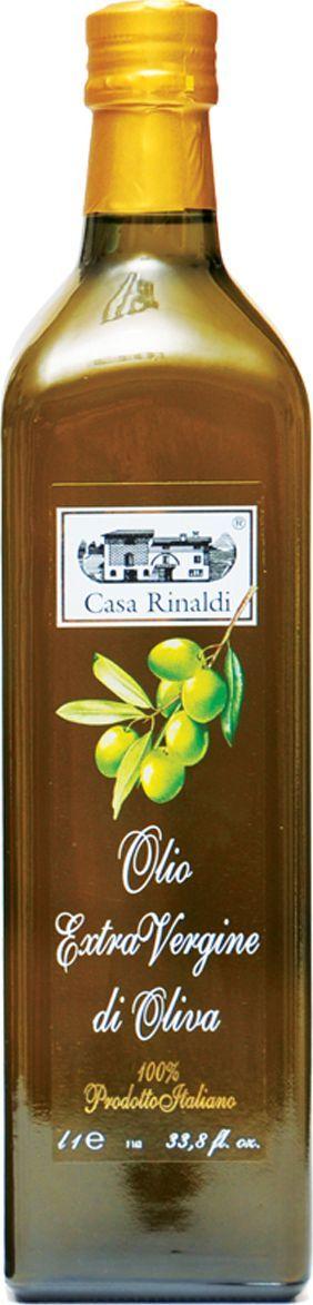 Casa Rinaldi Масло оливковое нефильтрованое Extra Vergine, 1 л