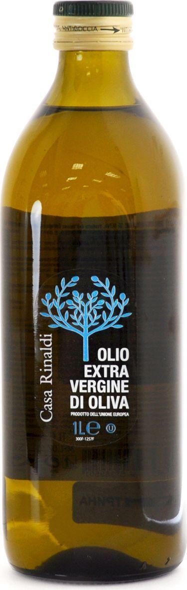 Casa Rinaldi Масло оливковое Extra Vergine, 1 л моторное масло motul garden 4t 10w 30 2 л